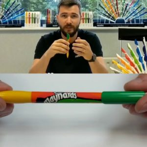 A creative promo pen that will give your brand an instant buzz!