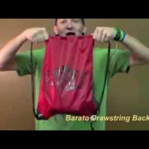 B345 Barato Drawstring Backpack