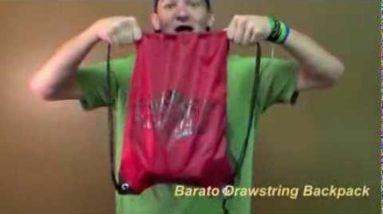 B345 Barato Drawstring Backpack
