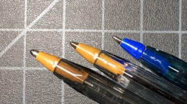 Bic Cristal Pen Explained: Xtra Bold vs Xtra Smooth vs Xtra Precise