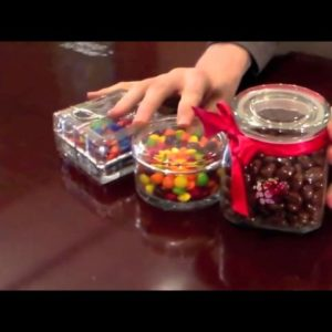 "Candy & Chocolate Jars! ""A Sweet Idea"""