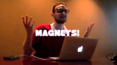 Car Sign Magnets!