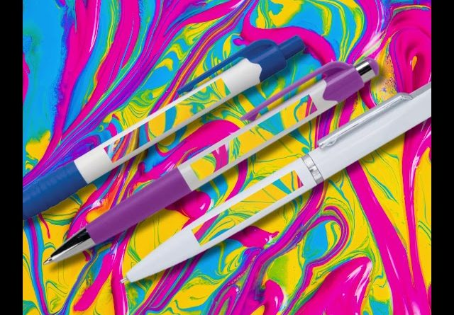 Full Color HUB Pens