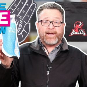 Get A Kick Out Of These Promo Items - The Joe Show