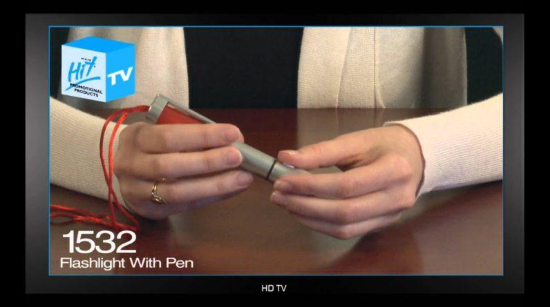 Hit Product Spotlight: #1532 Flashlight with Light Up Pen