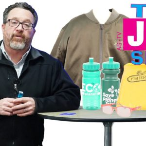 It's Pouring Promo Products - The Joe Show