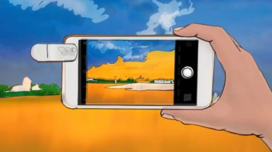 Lenso Smartphone Camera Lens Kit!