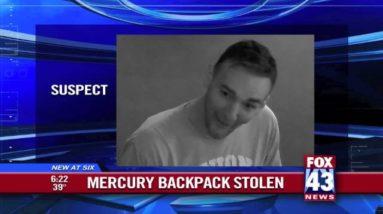 Mercury Backpack (BG227)