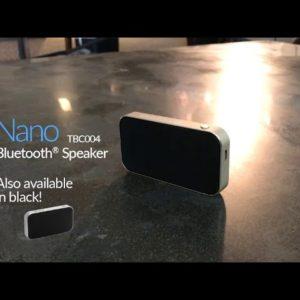 Nano Bluetooth Speaker!