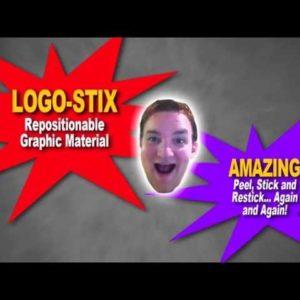 New LOGO-STIX!