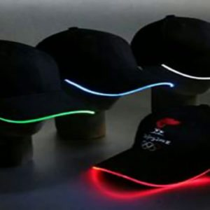 Personalized Fun Light Up Cap