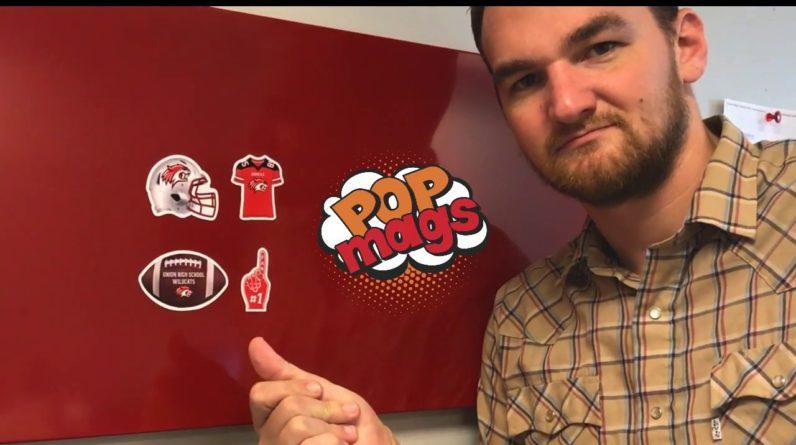 Pop Mags!