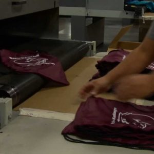 Printing Process - Bags