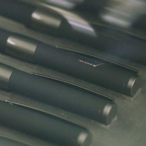 Senator Pens Laser engraving
