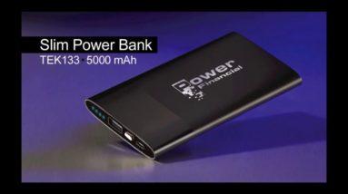 Slim Power Bank!