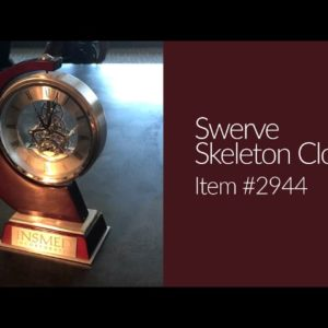 Swerve Skeleton Clock!