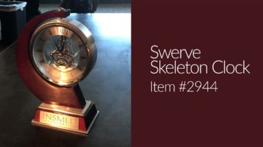 Swerve Skeleton Clock!
