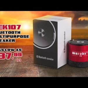 TEK107 Bluetooth Multipurpose Speaker