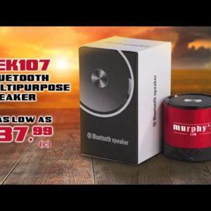 TEK107 Bluetooth Multipurpose Speaker