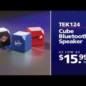 TEK124 Cube Speaker
