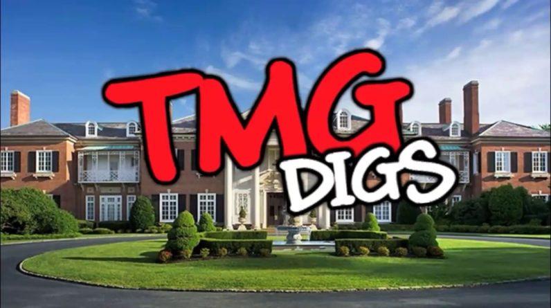TMG Digs! Custom Magnets!