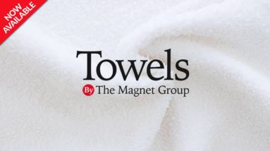 Towels by The Magnet Group!