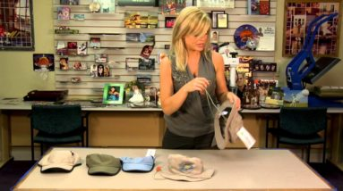 Vapor Backcountry Hats and Caps for Dye Sublimation Imprinting -