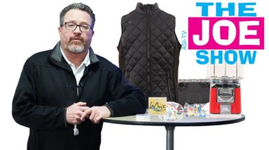 Warming Up To Great Promo Products - The Joe Show