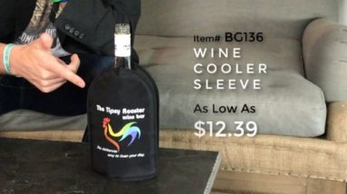 Wine Cooler Sleeve!