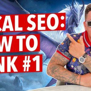 Local SEO: How to Rank #1 on Google