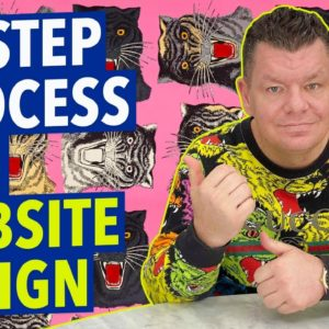 My 21-Step Website Design & Development Process