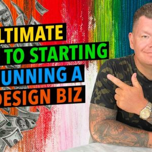 The Ultimate Guide to Starting and Running a Web Design Business: 31 Subscriber Questions w/ Answers