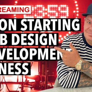 Tips on Starting a Web Development Business