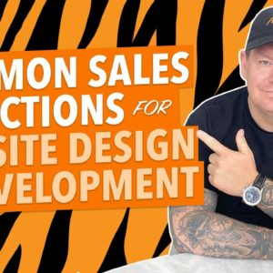 Website Design & Development: 10 Common Sales Objections