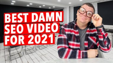 SEO 2021 (Search Engine Optimization for Dummies)
