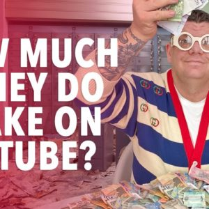 How Much Money Does My 23,211 Subscriber YouTube Channel Make?