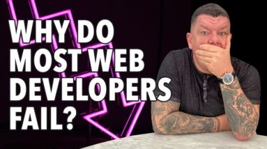 Why Most Web Development Companies Fail and How to Help Ensure Yours Doesn't
