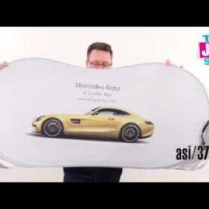Asi/37586 Joe Show Auto-Sun-Shade / Intertekline®